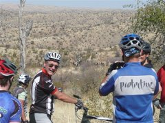 African Bikers Mountainbike Tour Namibia