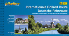 bikeline Radtourenbuch Internationale Dollart Route Deutsche Fehnroute Coverbild